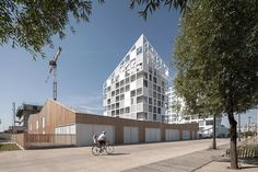 antonini darmon completes 30 social housing units in nantes - designboom | architecture