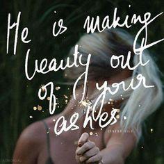 Beautiful daughter I am of Jesus