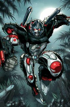 Optimus Primal (Beast Wars)