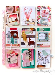Lorrie's Story: September Pocket Letters