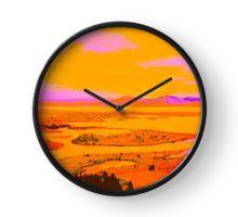 Pingvellir sulfureux Horloge