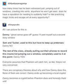 Danny Phantom Funny, Phantom Comics, Ghost Boy, The Other Guys, Kids Shows, Pixar, Like Me, Cartoons, Fandoms