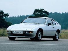 Porsche 924 (1976 – 1985).