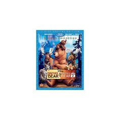 Brother Bear/Brother Bear 2 [Special Edition] [3 Discs] [Blu-ray/Dvd]