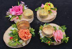 Diwali Candle Holders, Diwali Candles, Diy Candles, Diwali Decoration Items, Diwali Decorations At Home, Home Wedding Decorations, Diwali Diya, Diwali Craft, Diwali Designs
