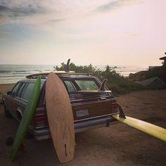 Kid's got a rad wagon. Tribesman Honzek Mikhalek. #hippytreetribe #surfandstone