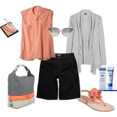 Hangin' Out Up North, created by guinnessgirl on Polyvore