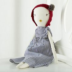 Jess Brown doll at Land of Nod