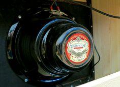 Bluetone Princeton Reverb – Warehouse Blackhawk speaker