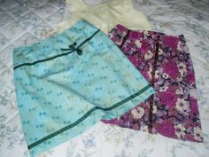 Summer skirts for charity.