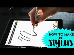How to Make an iPad Stylus Pen Easy Tutorial | Toy Caboodle - YouTube
