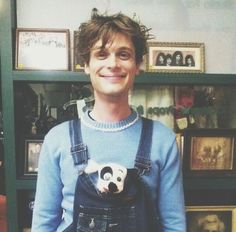 matthew gray gubler being totally and utterly and completely himself