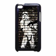 Star Wars Stormtrooper Pop Art Three Ipod Touch 4 Case
