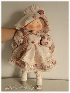 Coleção bonecas de pano camponesas