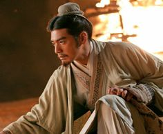 "Takeshi Kaneshiro in Red Cliff ""Truth and illusion are often disguised as each other"" Liu Bei"