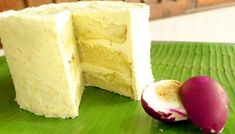 Assorted Mini Bibingka | The Maya Kitchen Layer Cake Recipes, Dessert Recipes, Bibingka Recipe, Salted Egg, Butter Icing, Filipino Desserts, Rice Cakes, Melted Butter, Vanilla Cake