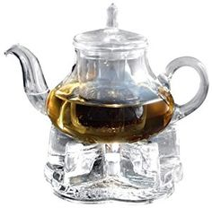 Yama Glass Teapot with Infuser.
