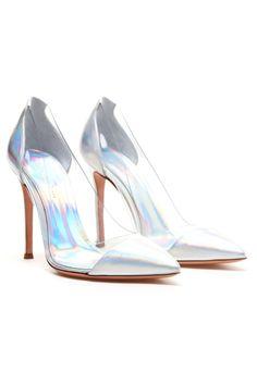 Gianvito Rossi heels Cinderella Shoes 4ec05a633d10