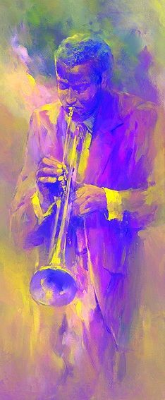 Jazz Painting http://www.thejazzspotlight.com/