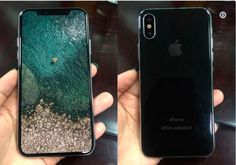 MASS PRODUCTION of the iPhone iPhone and Plus is believed to be underway. However, rumours of a delay to the iPhone 8 release date have surfaced again. Iphone 8 Specs, New Iphone 8, Apple Iphone, Iphone 8 Release Date, Iphone Insurance, Iphones For Sale, Apple Mac, Android Smartphone, Apple Products