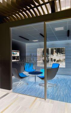 Plantronics Modern Conference Room Interior Design