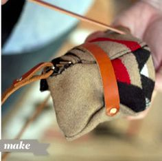Wool Camera Wrap tutorial from Wood&Faulk #camera_bag #wood_&_faulk