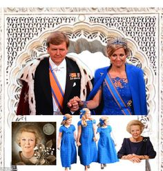 April 30th, 2013: Photo highlights of a beautiful day with OUR new KING Willem Alexander! Kingdom of The Netherlands.