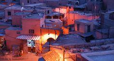 Moroccos labyrinthi