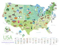 Map Of US And Canada With Rivers Mountains Plains Homeschool - Map of us rivers and mountains