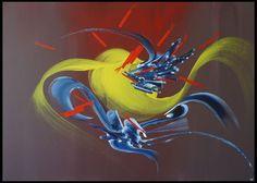 peinture art abstrait - Recherche Google