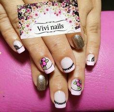 3d Nail Art, 3d Nails, Manicure, Nail Designs, Nailart, Finger Nails, Templates, Polish Nails, Simple Elegant Nails