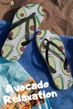 Kids Ocean Corte Series Banana Summer Pool Beach Flip Flop Shoes
