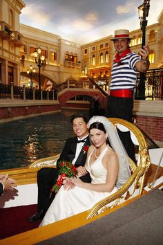 Wedding at the Venetian