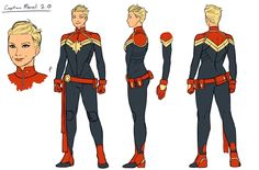 """xcyclopswasrightx: """"The new Captain Marvel series will be drawn by Kris Anka, and written by the Agent Carter show runners, Tara Butters and Michele Fazekas. They will be playing up her roles as a. Marvel Cosplay, Captain Marvel Costume, Marvel Costumes, Marvel Comics, Marvel Series, Marvel Avengers, Marvel Girls, Marvel Universe, Super Hero Costumes"""