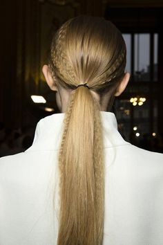 Hairstyles & Trends for Spring Summer 2015 (Glamour.com UK)