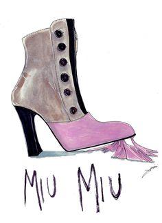 Fashion Illustration: Photo