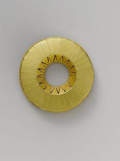 LISA GRALNICK-USA-, 2000, 18k gold