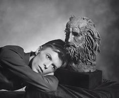 David Bowie by Tom Kelly, 1975
