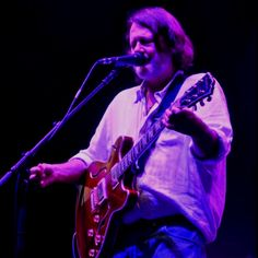 JB of Widespread Panic at Summer Camp Music Festival 2011 front row