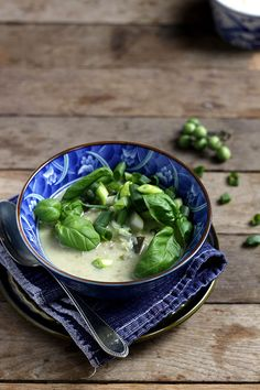 Thaise groene curry zelf maken