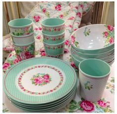 Greengate. love this cottagey style