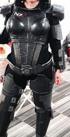 Femshep n7 armor valkyrie rifle omniblade mass effect 3 custom made armour based on your colour choices and your armour references from mass effect 12 or 3 armour suit is made out of eva foam based maxwellsz