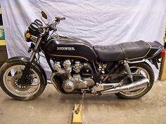 Honda: CB750F Super Sport 2 Vintage 1979 1980 Honda CB750 Four CB750F Super Sport Motorcycle
