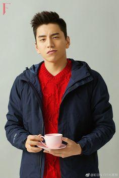 Darren Wang, Korea, Bomber Jacket, Korean, Bomber Jackets