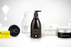 Wild Bounty Skincare Line from New Zealand | The 25 Coolest Packaging Designs Of 2013