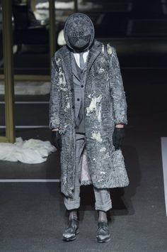 Male Fashion Trends: Thom Browne Fall/Winter 2016/17 - Paris Fashion Week
