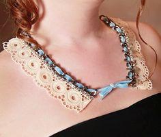 lace craft accessories tutorial - Buscar con Google