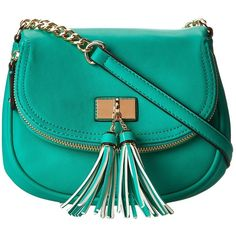 ALDO Waggoner (£29) ❤ liked on Polyvore featuring bags, handbags, shoulder bags, bolsas, purses, accessories, turquoise, green crossbody, crossbody hand bags and man bag
