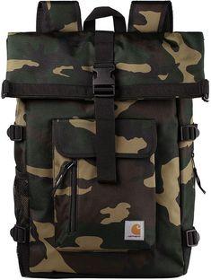 Carhartt Bag, Camouflage, Personal Storage, Camo Purse, Rucksack Bag, Shoulder Strap, Backpacks, Unisex, Bag Design