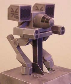 Walking Robot Animated---Top-View.gif